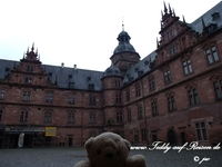 Teddy in Aschaffenburg