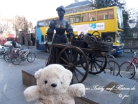 Teddy in Dublin
